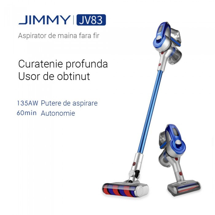 Aspirator vertical fara fir JIMMY JV83