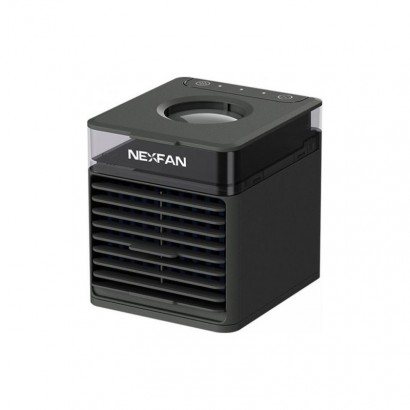 Mini Racitor aer portabil Nexfan Air Cooler cu functii racire, umidificare si purificare aer