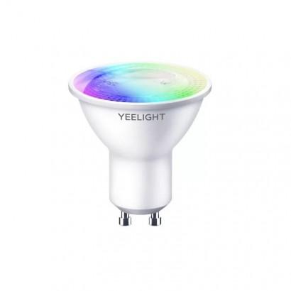 Bec Yeelight LED GU10 Smart Bulb W1