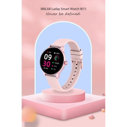 Ceas Smartwatch IMILAB W11 Lady, Pink