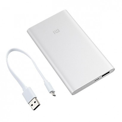 Baterie externa Xiaomi Mi Power Bank 2 5000mAh - Geekmall.ro