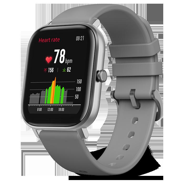 Ceas smartwatch Xiaomi Amazfit GTS negru-Geekmall.ro