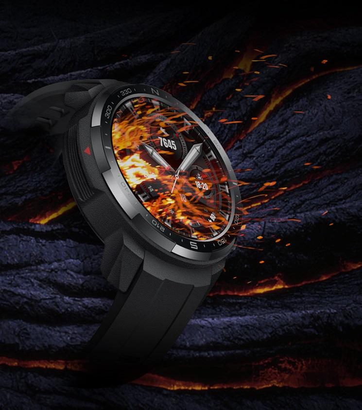 HONOR Watch GS Pro Marl White