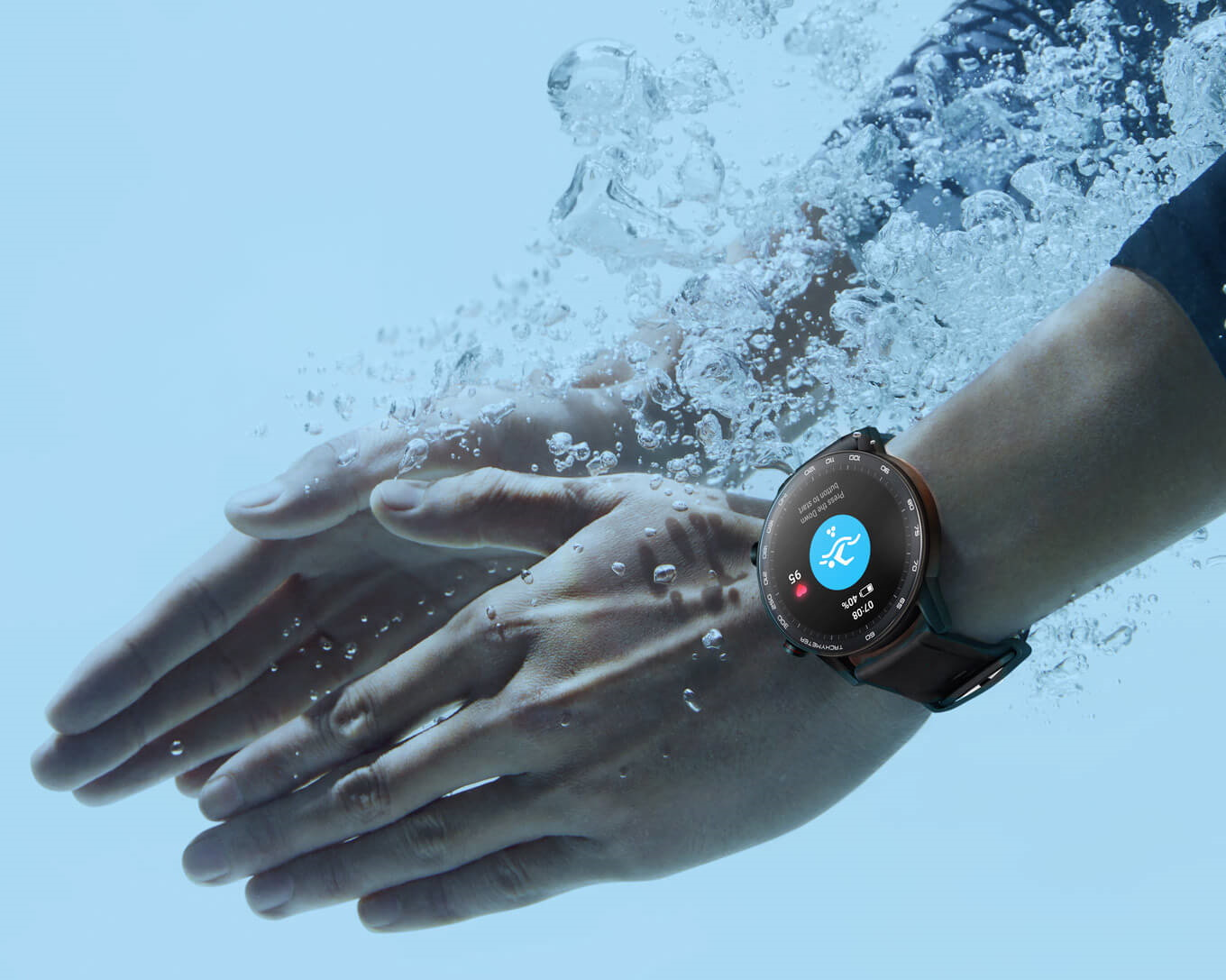 Honor MagicWatch 2 Brown