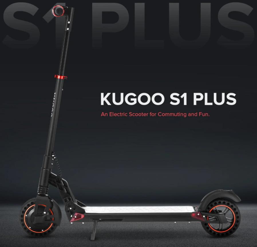 KUGOO S1 PLUS