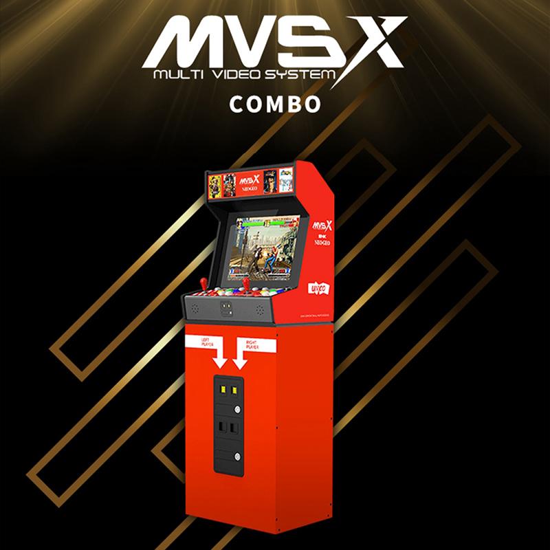 NEO GEO SNK MVSX Arcade Machine