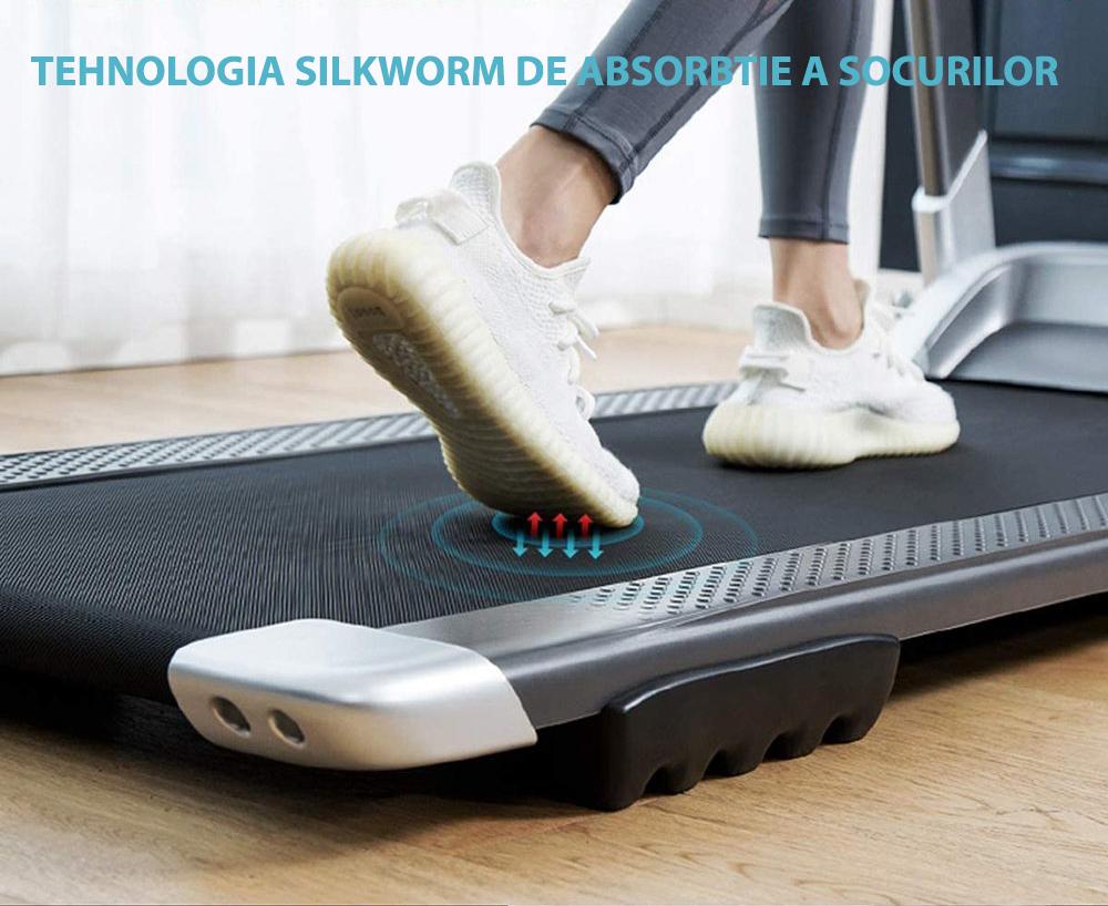 Banda de alergare pliabila OVICX Treadmill PLUS