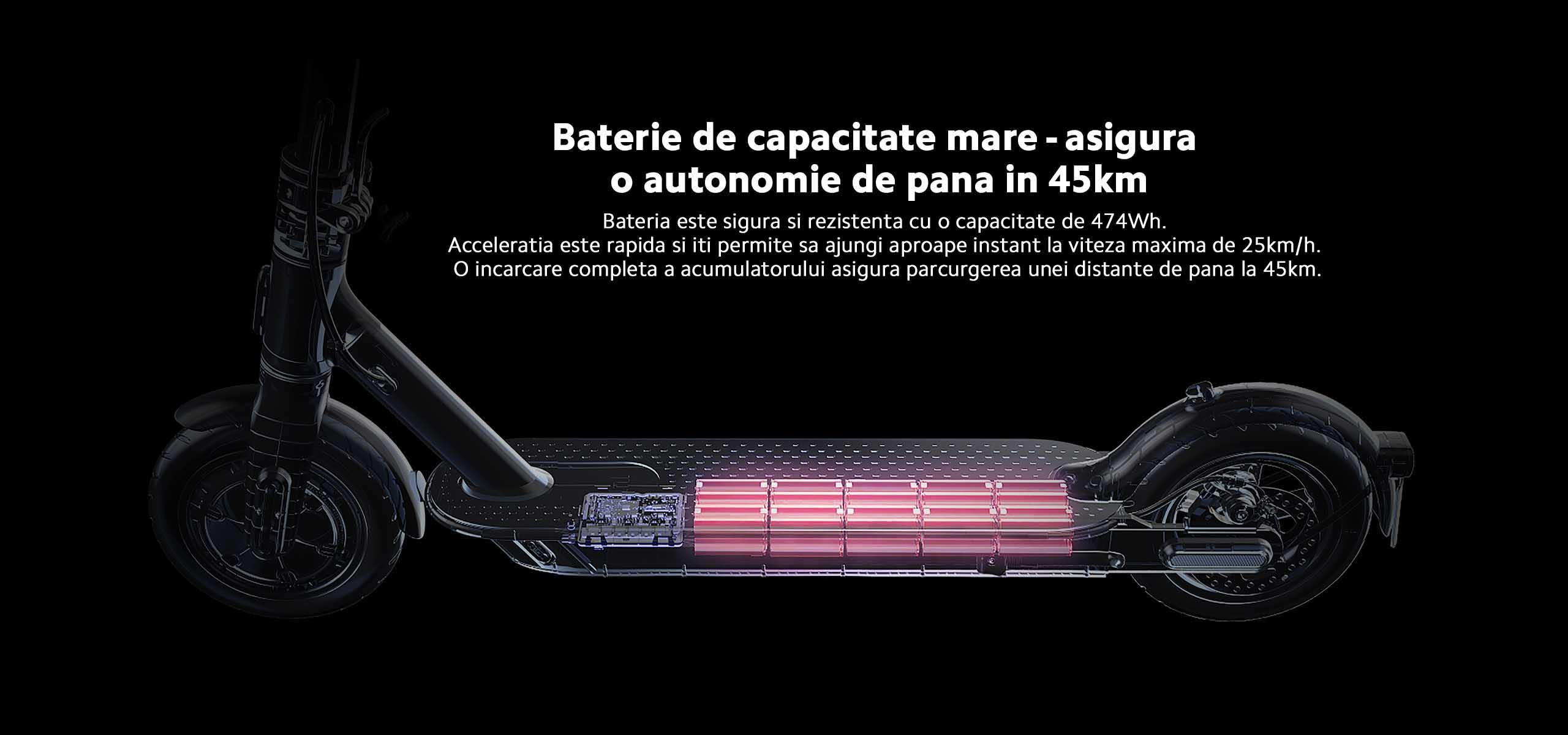 Trotineta electrica Xiaomi Mi Pro 2